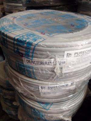 1.5mmx3core Cable for Surface Wiring   Electrical Equipment for sale in Lagos State, Ilupeju