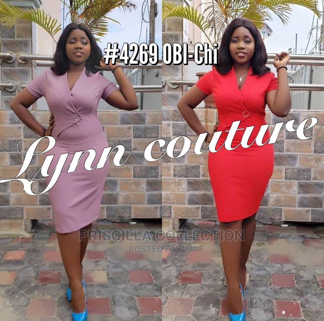 Trendy Quality Gown for Classy Ladies | Clothing for sale in Ilupeju, Lagos State, Nigeria