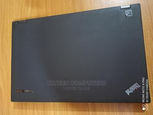 Laptop Lenovo ThinkPad T540p 8GB Intel Core i5 HDD 500GB | Laptops & Computers for sale in Oyo State, Ibadan
