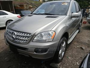 Mercedes-Benz M Class 2008 ML 350 4Matic Gray | Cars for sale in Lagos State, Apapa