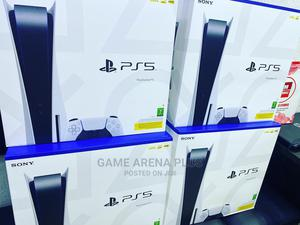 Playstation 5 Console- Disc Edition + 10games Installed | Video Game Consoles for sale in Delta State, Oshimili South