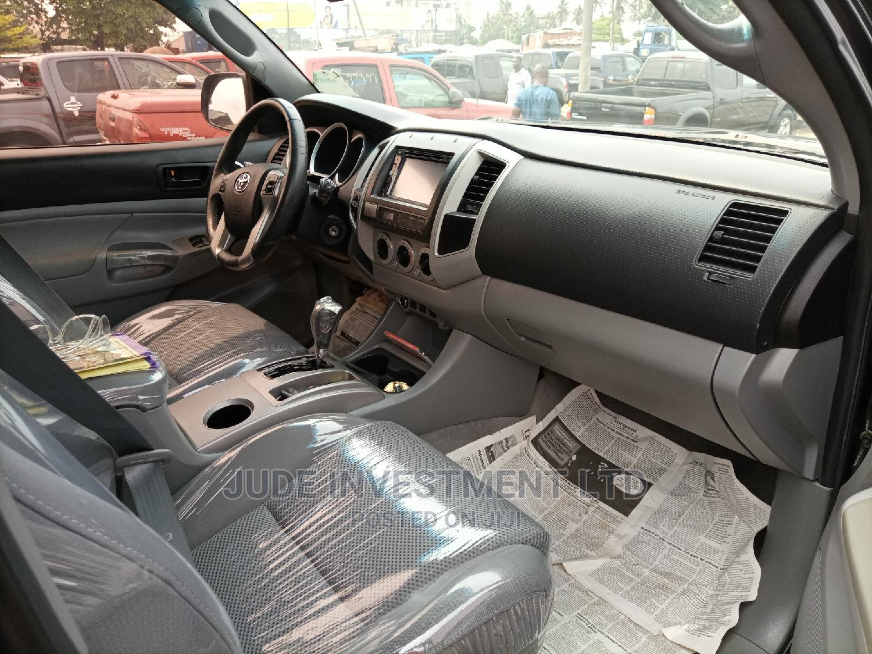 Toyota Tacoma 2014 Black | Cars for sale in Apapa, Lagos State, Nigeria