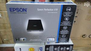 Epson Perfection V19 Scanner | Printers & Scanners for sale in Abuja (FCT) State, Central Business Dis