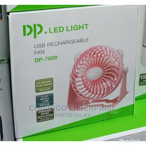 DP Led Light Rechargeable Fan | Home Appliances for sale in Lagos State, Ojo