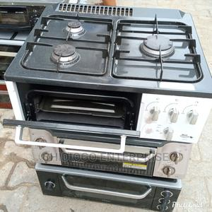 Used 3 Gas Burner With Oven   Kitchen Appliances for sale in Lagos State, Ojo