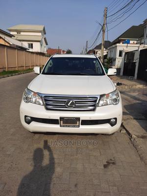 Lexus GX 2013 460 Base White   Cars for sale in Lagos State, Lekki