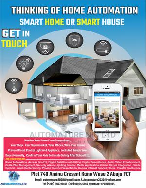Smart Home / Home Automation | Building & Trades Services for sale in Abuja (FCT) State, Wuse 2