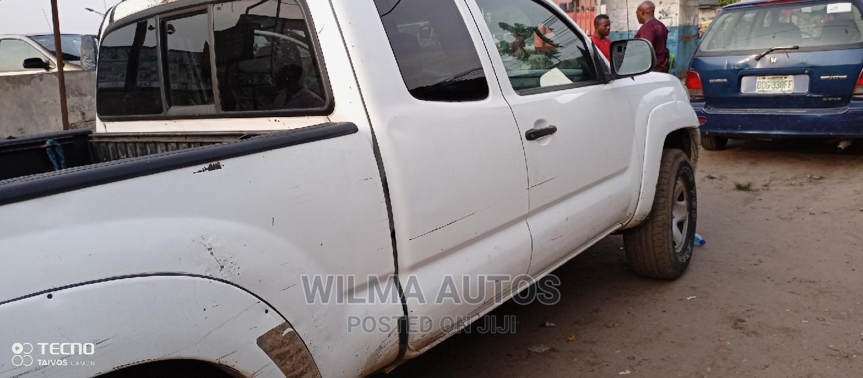 Archive: Toyota Tacoma 2006 PreRunner Access Cab White