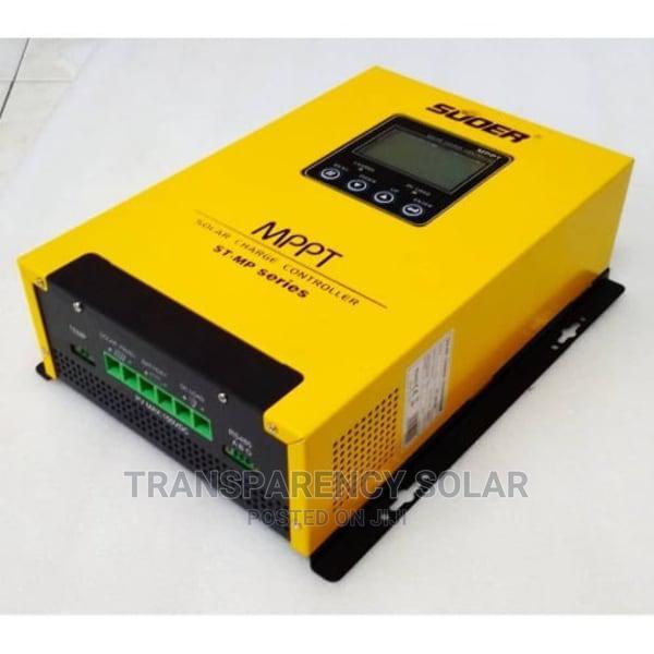 Suoer Mppt Solar Charge Controller 12v 24v 48v 40a