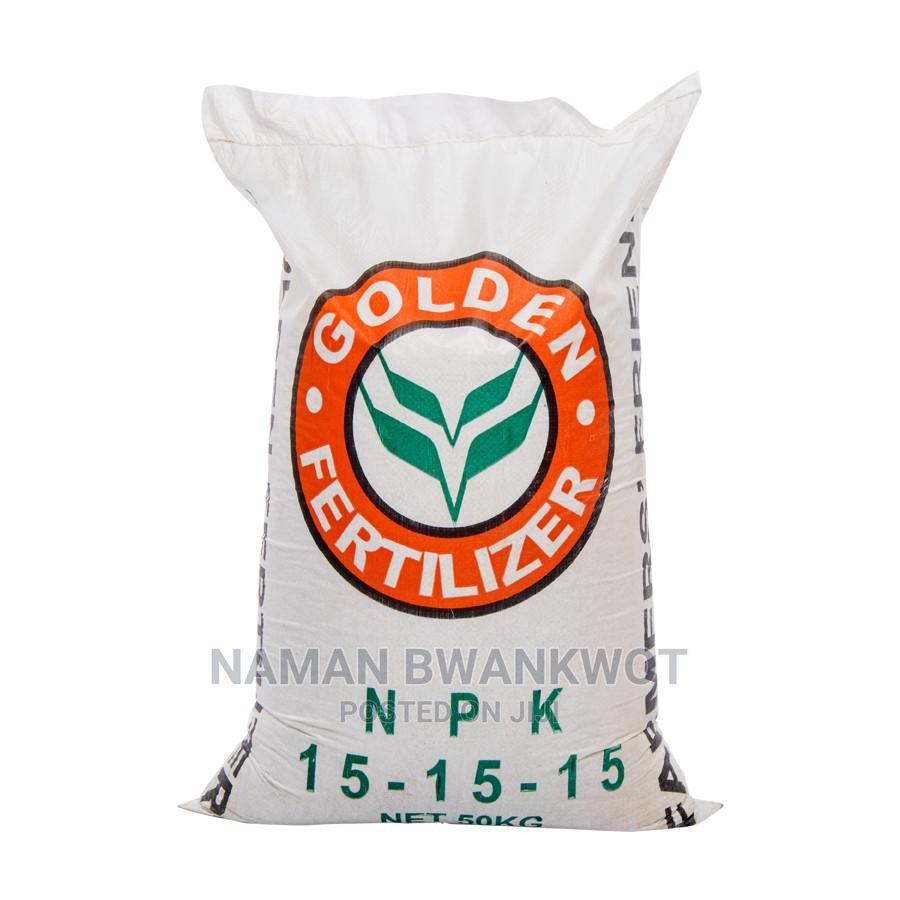 Archive: NPK 15 15 15 Premium Blend /Urea