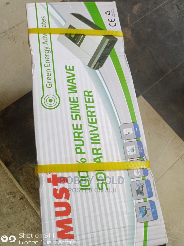5kva /48v Must Hybrid Inverter
