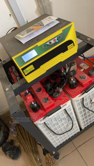 1.5kva/24v + 2 Batteries Inverter System   Solar Energy for sale in Lagos State, Yaba