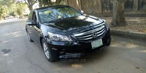 Honda Accord 2011 Black   Cars for sale in Abuja (FCT) State, Gwarinpa
