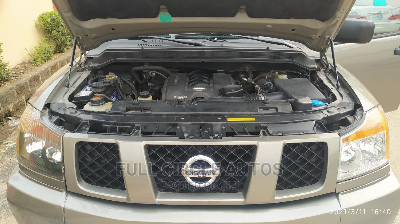 Archive: Nissan Titan 2006 King Cab LE Green