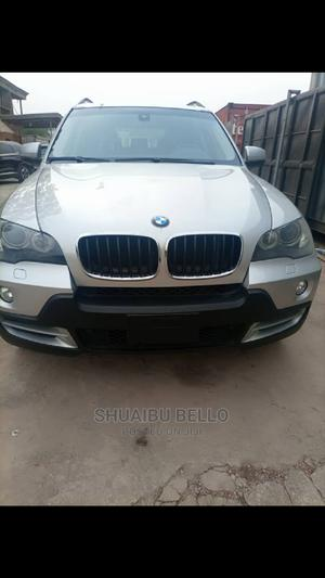 BMW X5 2008 3.0si Activity Silver   Cars for sale in Abuja (FCT) State, Central Business Dis