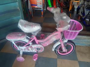 12 Rim Pink Bicycle   Toys for sale in Lagos State, Alimosho