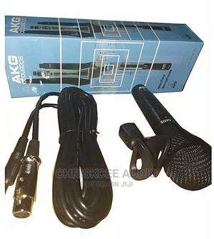 Akg Cord Mic   Audio & Music Equipment for sale in Lagos State, Ojo