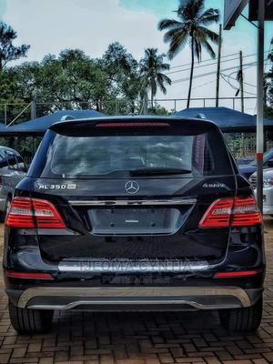 Mercedes-Benz M Class 2011 ML 350 4Matic Black   Cars for sale in Lagos State, Ajah