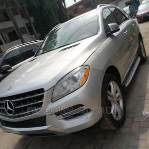 Mercedes-Benz M Class 2012 ML 350 4Matic Silver | Cars for sale in Lagos State, Amuwo-Odofin