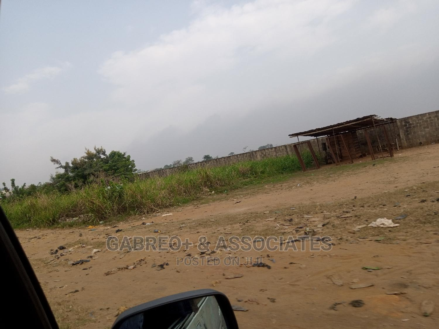 Archive: For Sales Lagos Industrial Layout