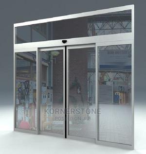 Automatic Sliding Door | Doors for sale in Edo State, Benin City