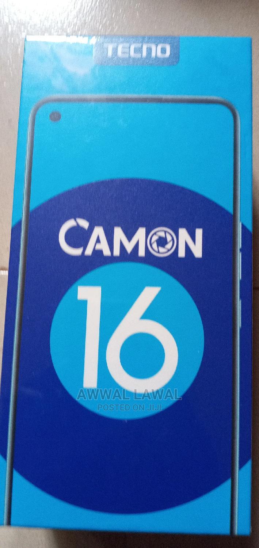 Archive: New Tecno Camon 16 64 GB
