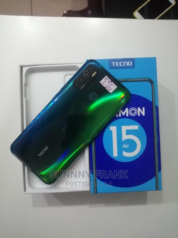 Tecno Camon 15 Air 64 GB Green