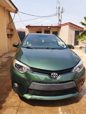 Toyota Corolla 2014 Green | Cars for sale in Ogun State, Abeokuta South