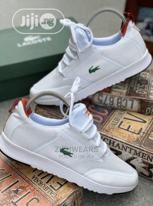 Archive: Lacoste Sneaker Now Available Size 40 - 45