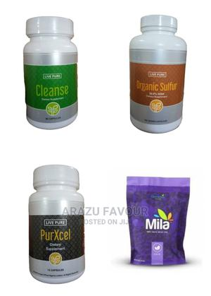 Diabetes Live Pure Combo | Vitamins & Supplements for sale in Abuja (FCT) State, Apo District