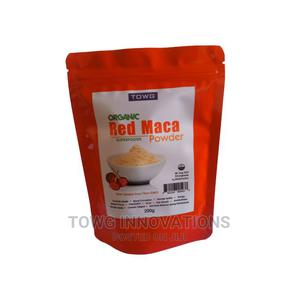 Organic Red Maca Powder 200g | Vitamins & Supplements for sale in Lagos State, Magodo