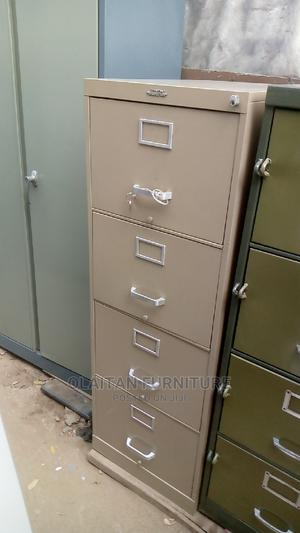 Quality 4 Drawer Office Cabinet   Furniture for sale in Lagos State, Oshodi