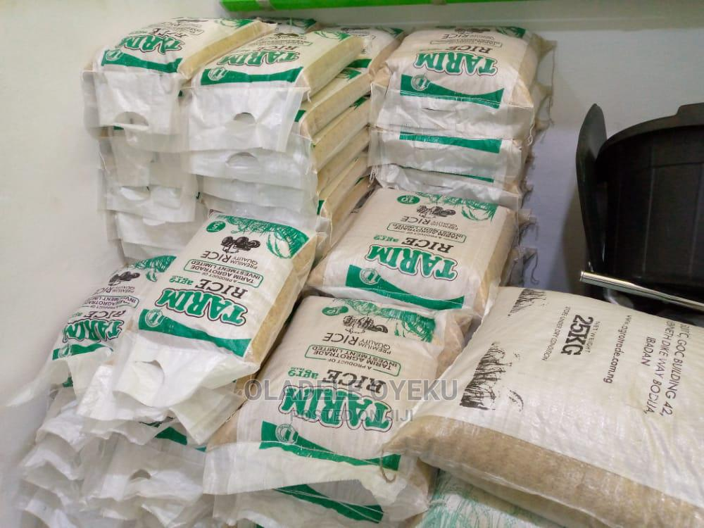 1,000 Bags of 50kg Rice for Sale
