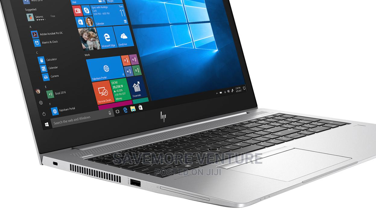 New Laptop HP EliteBook 840 G6 16GB Intel Core I7 SSD 512GB | Laptops & Computers for sale in Ikeja, Lagos State, Nigeria