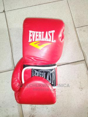 Original Everlast Boxing Gloves | Sports Equipment for sale in Lagos State, Surulere