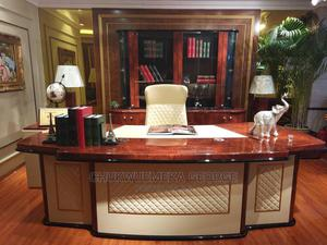 Super Executive Office Table and Chair.   Furniture for sale in Abuja (FCT) State, Wuse 2