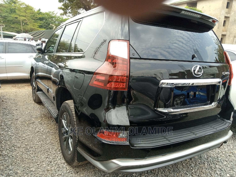 Lexus GX 2019 Black   Cars for sale in Garki 2, Abuja (FCT) State, Nigeria