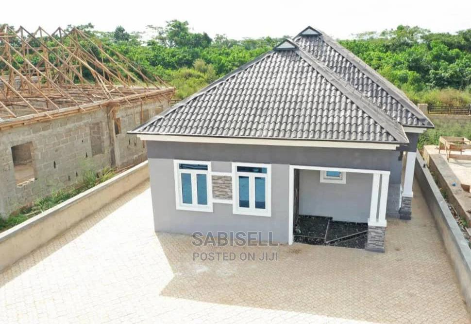 Affordable 3 BEDROOM FULLY DETACHED BUNGALOWS At Mowe