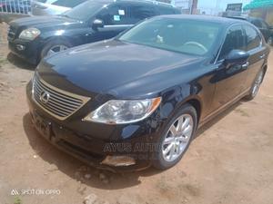 Lexus LS 2009 460 Black | Cars for sale in Ogun State, Sagamu