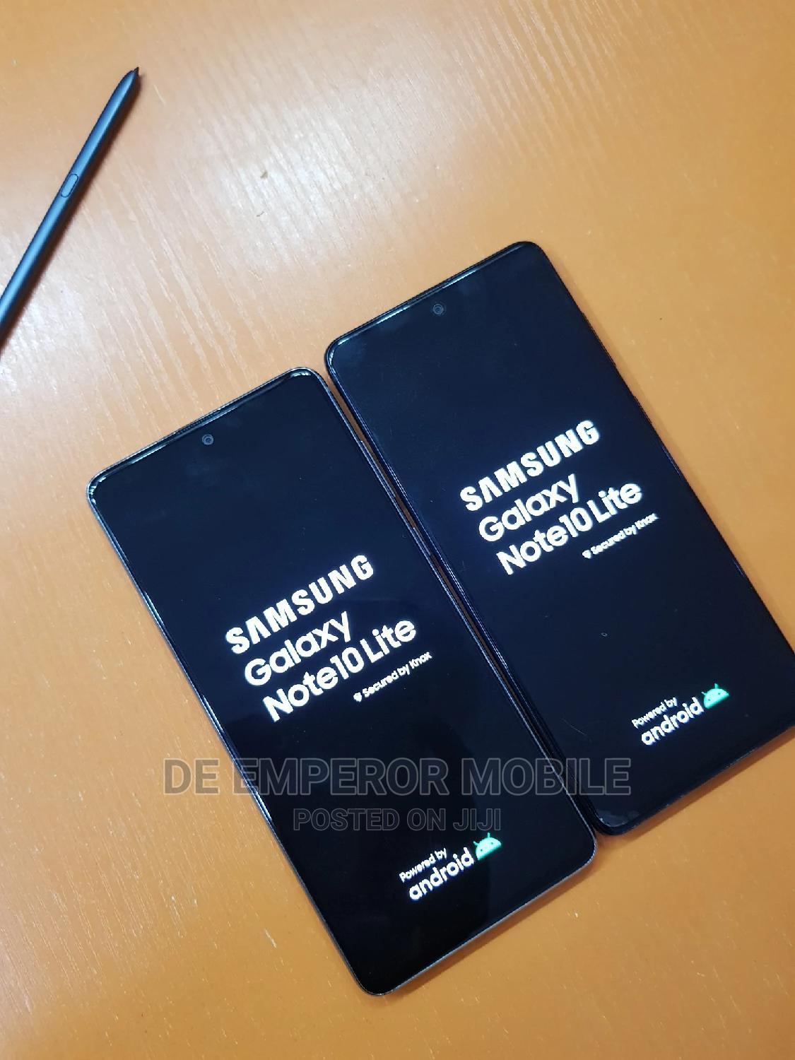 Samsung Galaxy Note 10 Lite 128 GB   Mobile Phones for sale in Ikeja, Lagos State, Nigeria
