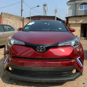 Toyota C-Hr 2019 LE FWD Red | Cars for sale in Lagos State, Isolo