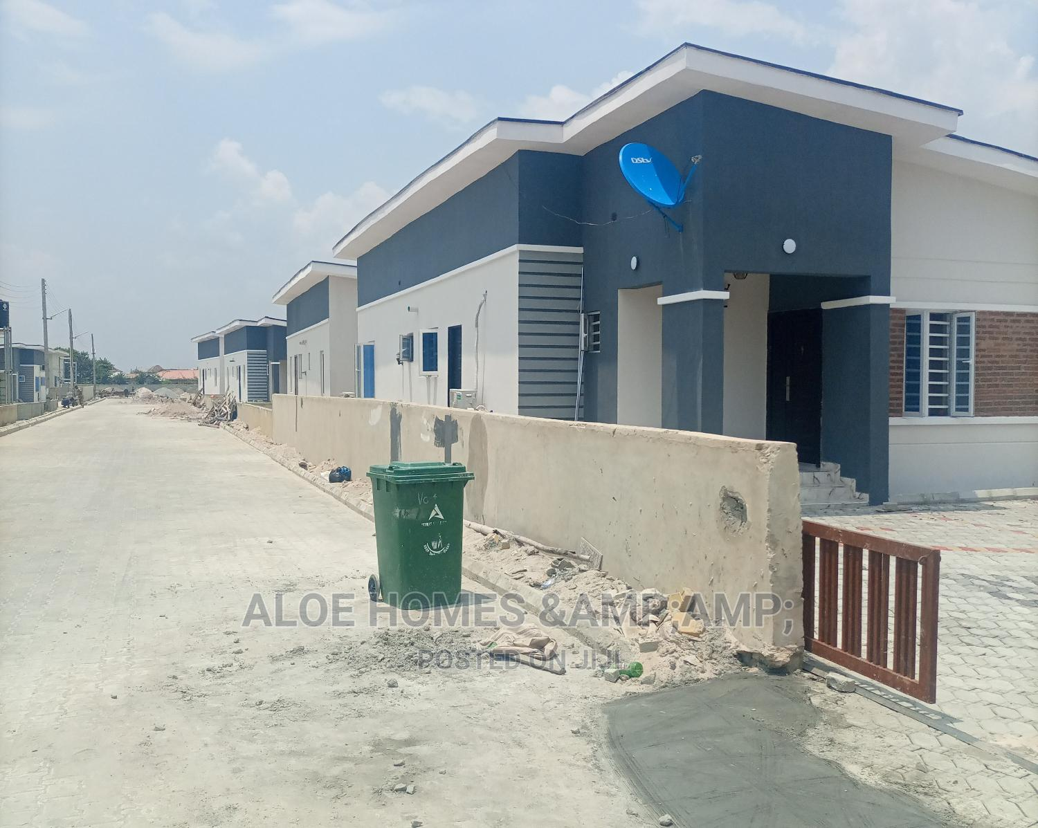 Luxury 3 Bedroom Detached Bungalow at Bogije,Lekki With 5m   Houses & Apartments For Sale for sale in Bogoje, Ibeju, Nigeria