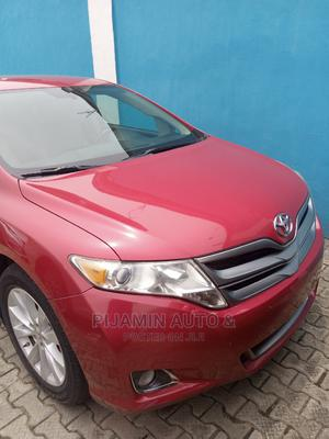 Toyota Venza 2013 XLE AWD V6 Red   Cars for sale in Lagos State, Ikeja