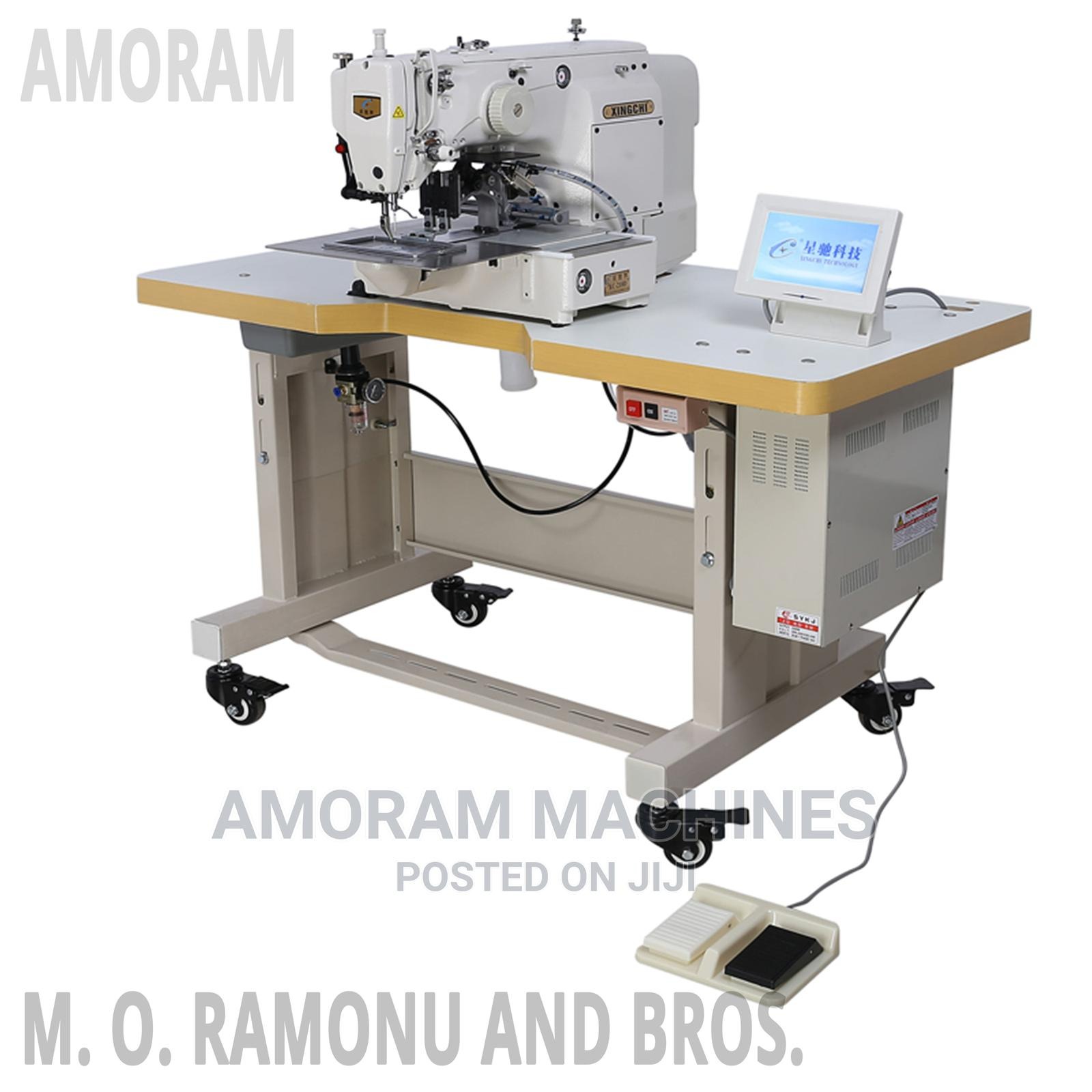 Original Industrial Straight Sewing Machine