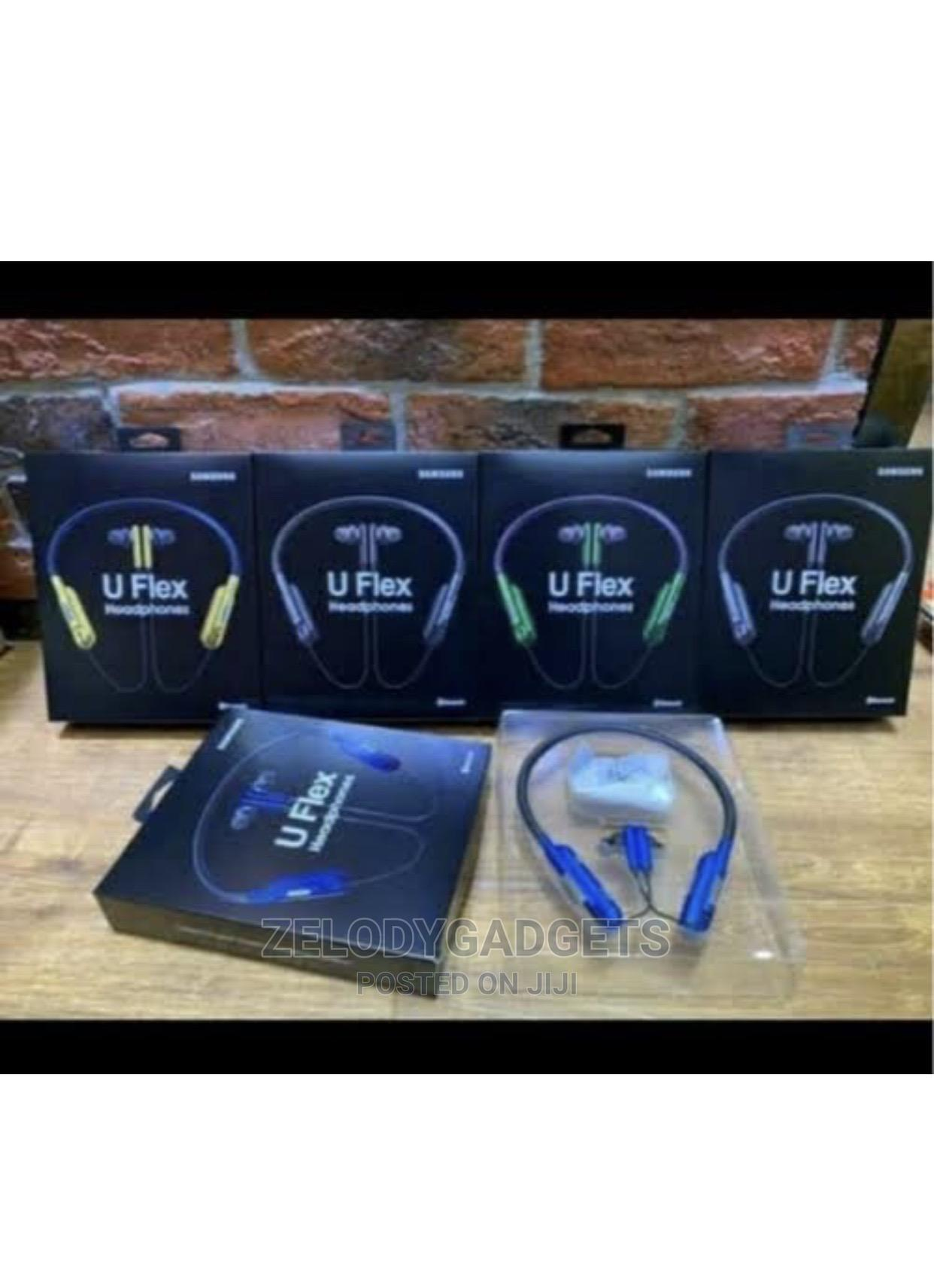 Samsung U Flex Wireless Headphone   Accessories for Mobile Phones & Tablets for sale in Wuse 2, Abuja (FCT) State, Nigeria