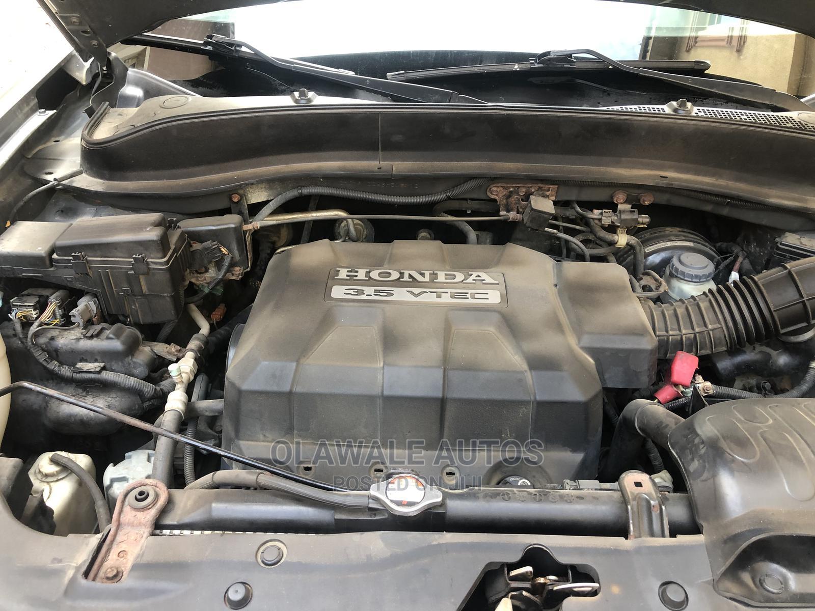 Honda Ridgeline 2008 | Cars for sale in Isolo, Lagos State, Nigeria