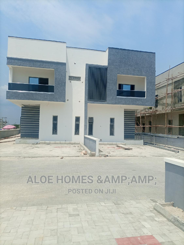 Beautiful 3 Bedroom Duplex in Bogije Lekki With 5m Deposit | Houses & Apartments For Sale for sale in Bogoje, Ibeju, Nigeria