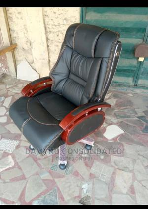 Quality Executive Recline Office Recline Chair | Furniture for sale in Lagos State, Ilupeju