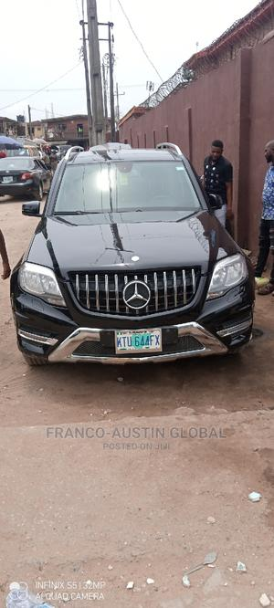 Mercedes-Benz GLK-Class 2013 350 4MATIC Black | Cars for sale in Lagos State, Mushin