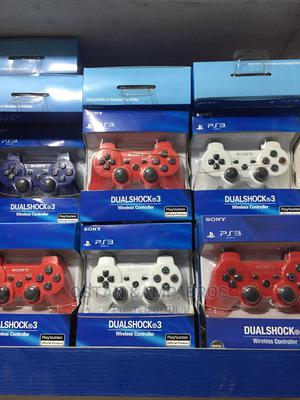 Playstations 3 Pad Controllers | Video Game Consoles for sale in Lagos State, Ojo